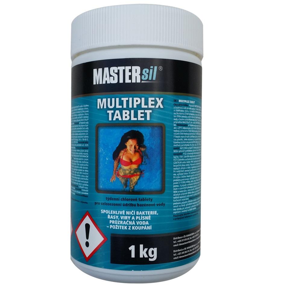 MASTERsil MULTIPLEX TABLET 1kg