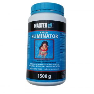 Mastersil Chlor Eliminator 1,5kg