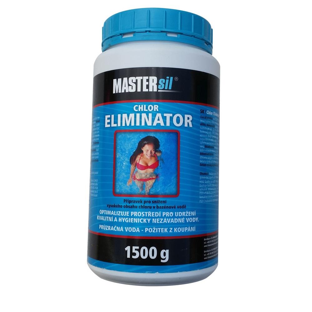 Mastersil Chlor Eliminator 1,5kg