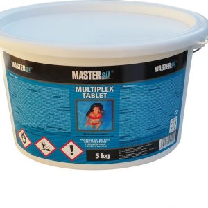Mastersil Multiplex tablety 5kg